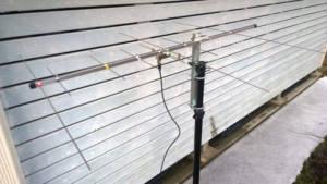 ANOX 270 Dualband Yagi 2m/70cm