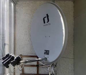 Inverto 90cm Satellite Dish