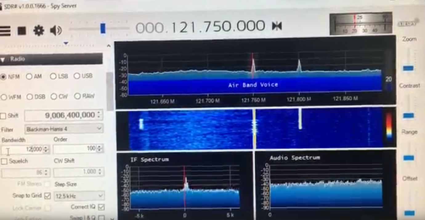 Soyuz - Expedition 63 on VHF-frequency 121.750 MHz.